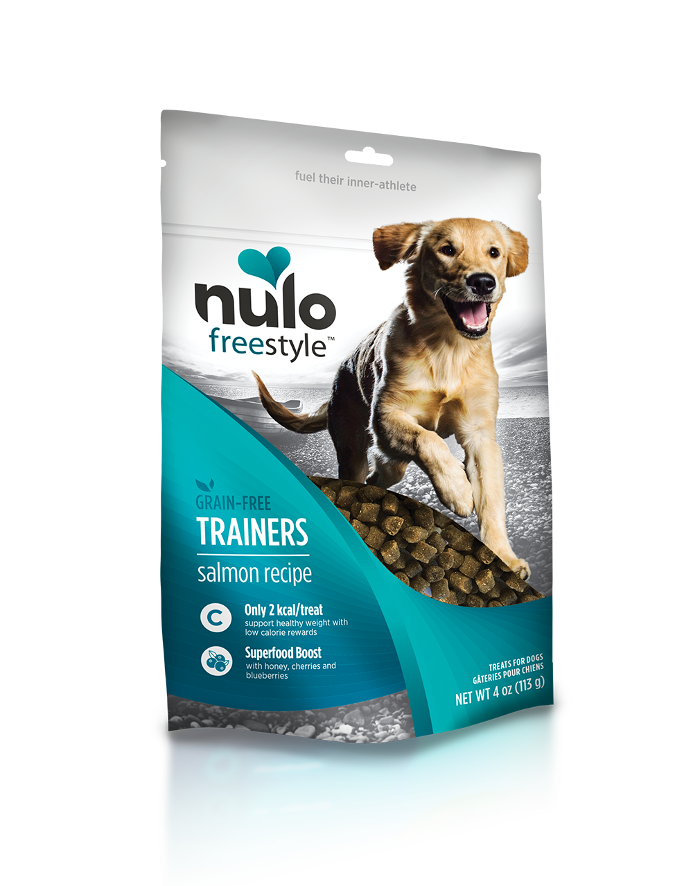 Nulo freestyle trainingtreats salmon