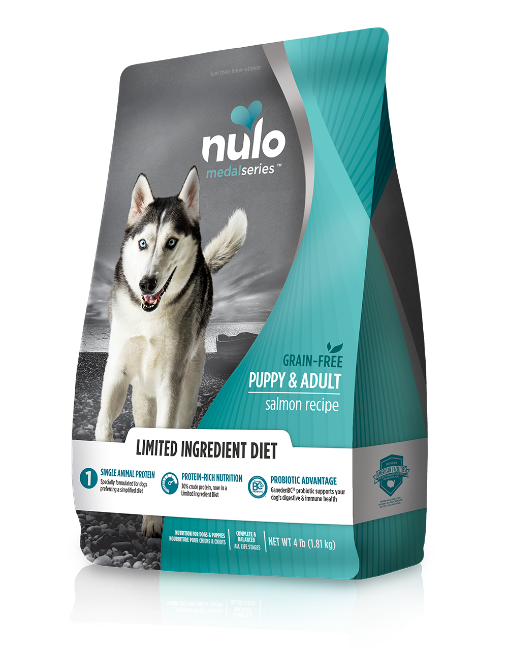 Nulo Dog Food Small Breed Sweet Potato