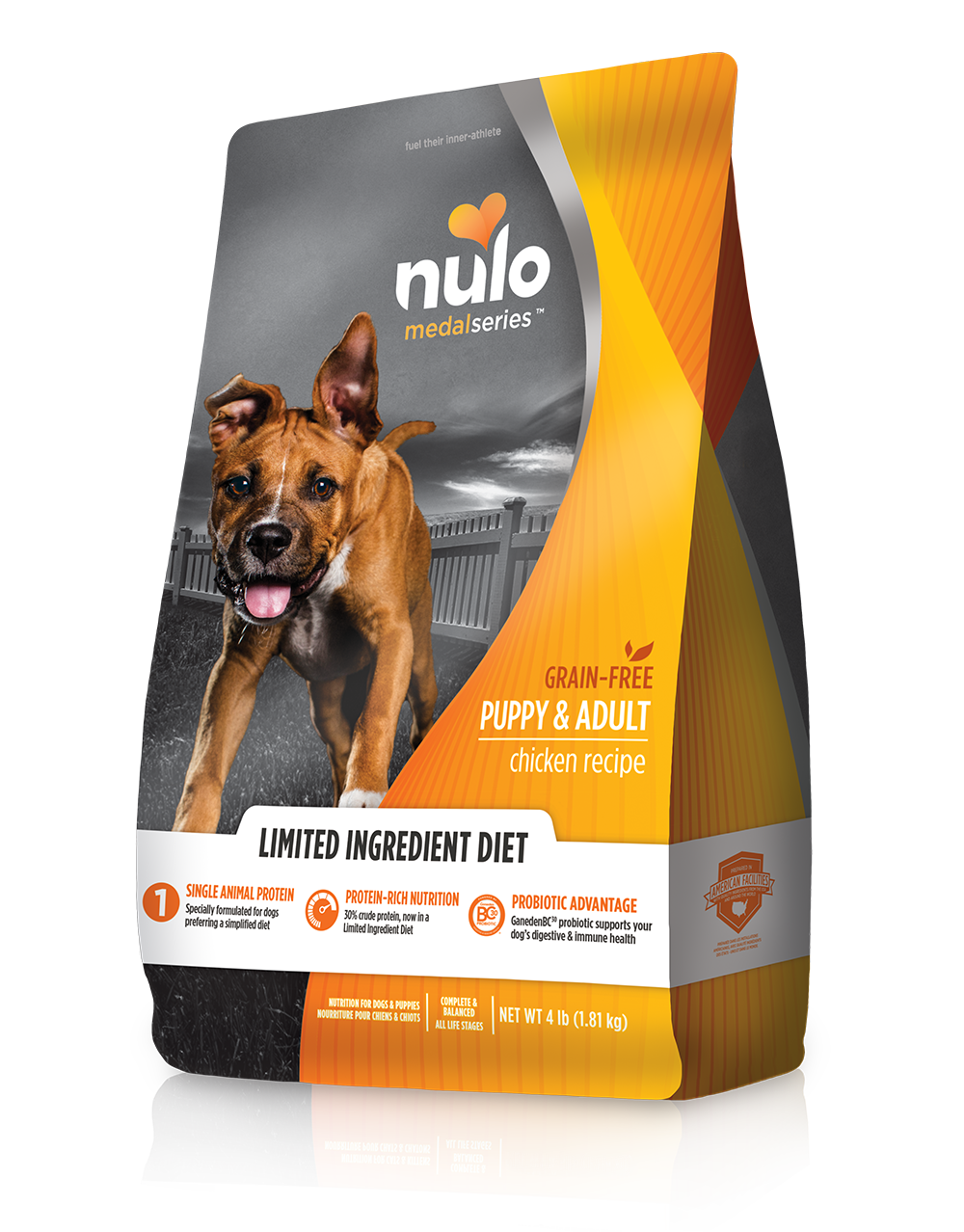 Dog Food Without Wheat