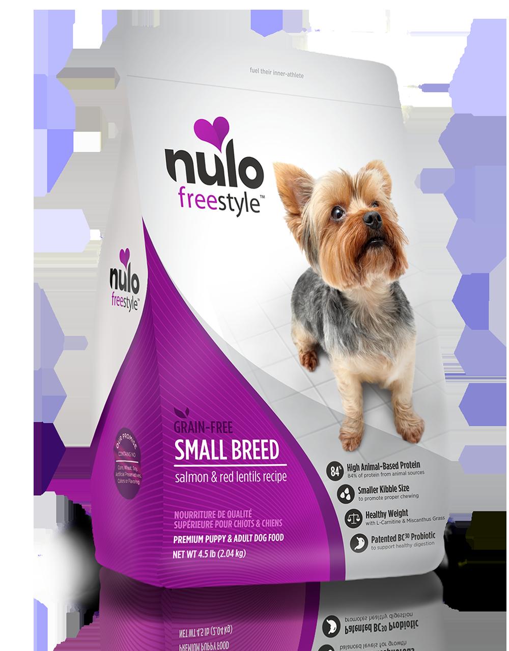Nulo FreeStyle Grain-Free Dog Food