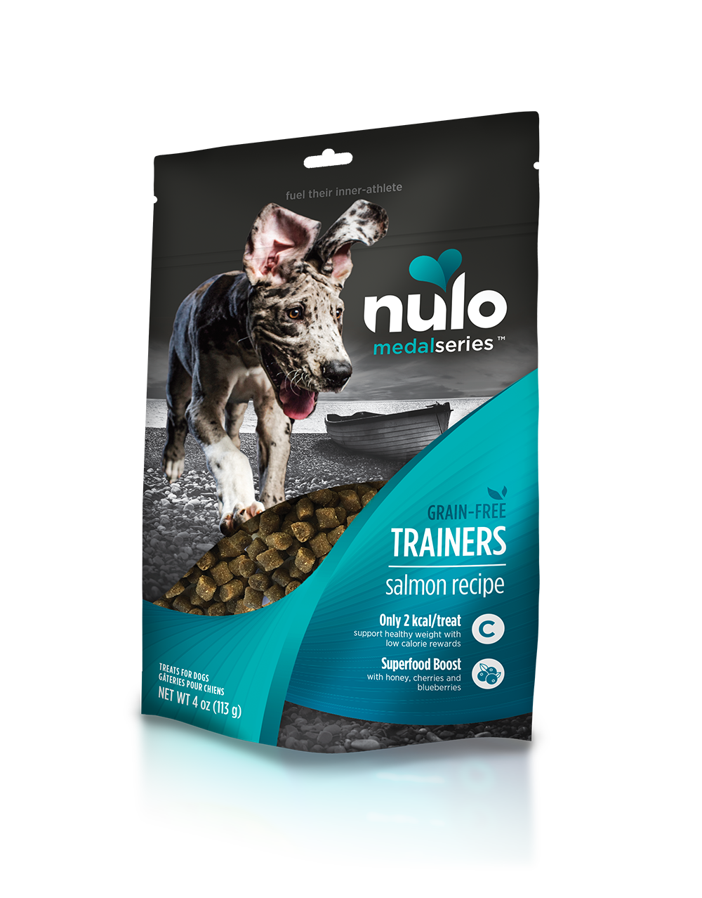 Nulo medalseries trainingtreats salmon