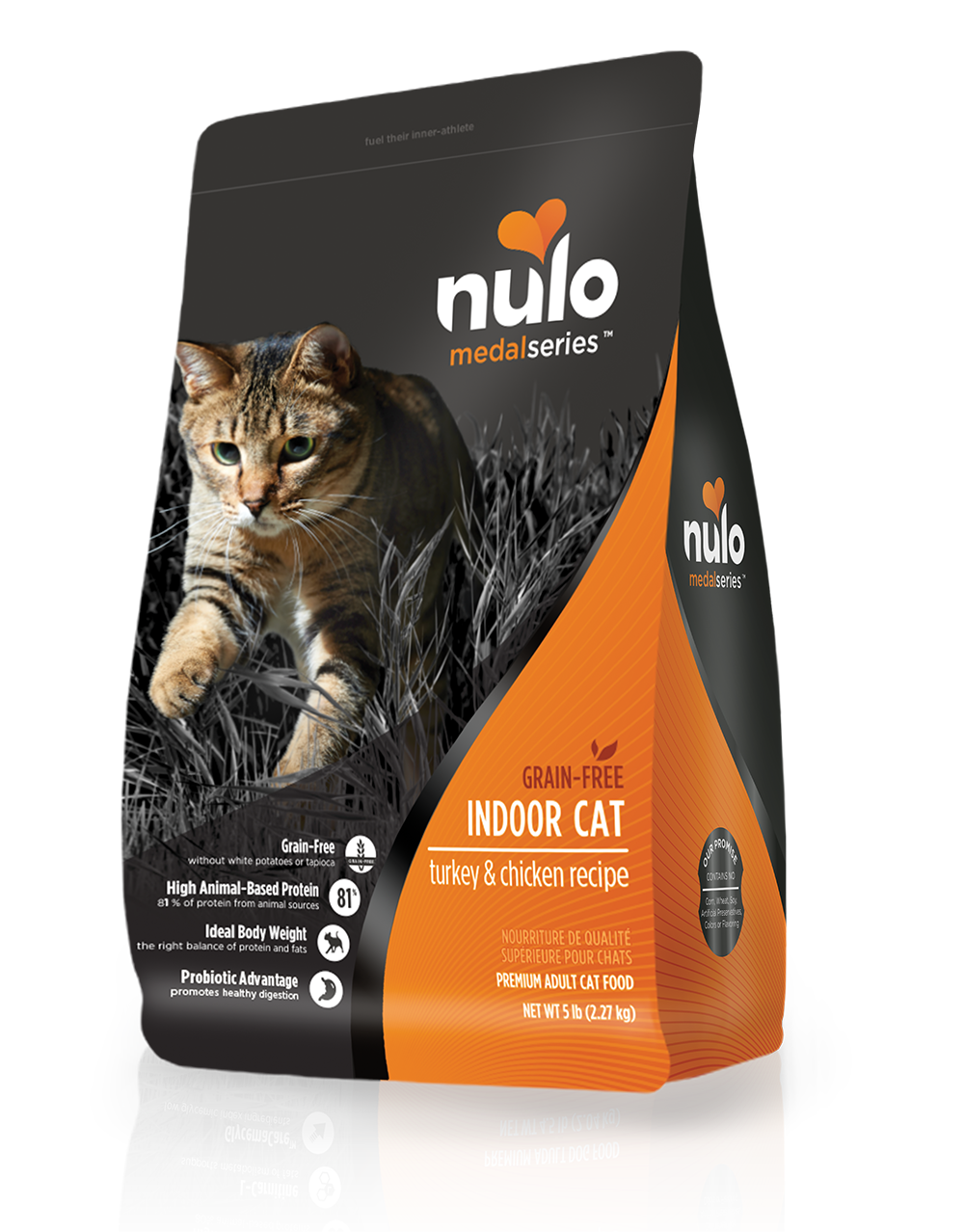 Nulo medalseries cat indoor turkey chicken