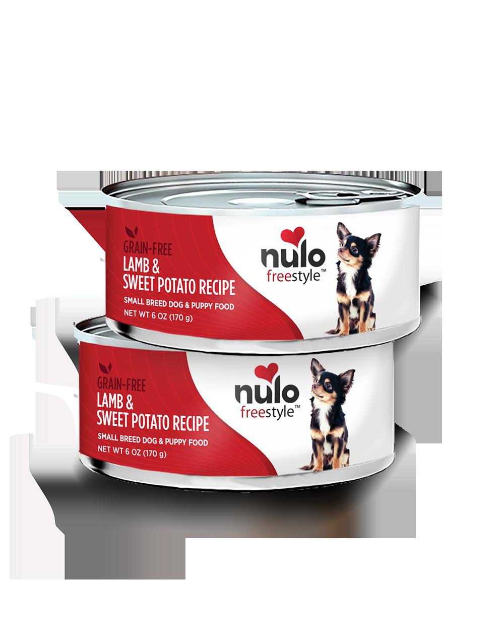 Nulo Dog Food Small Breed Sweet Potato