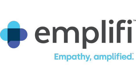 Emplifi Logo and tagline with Color for Article