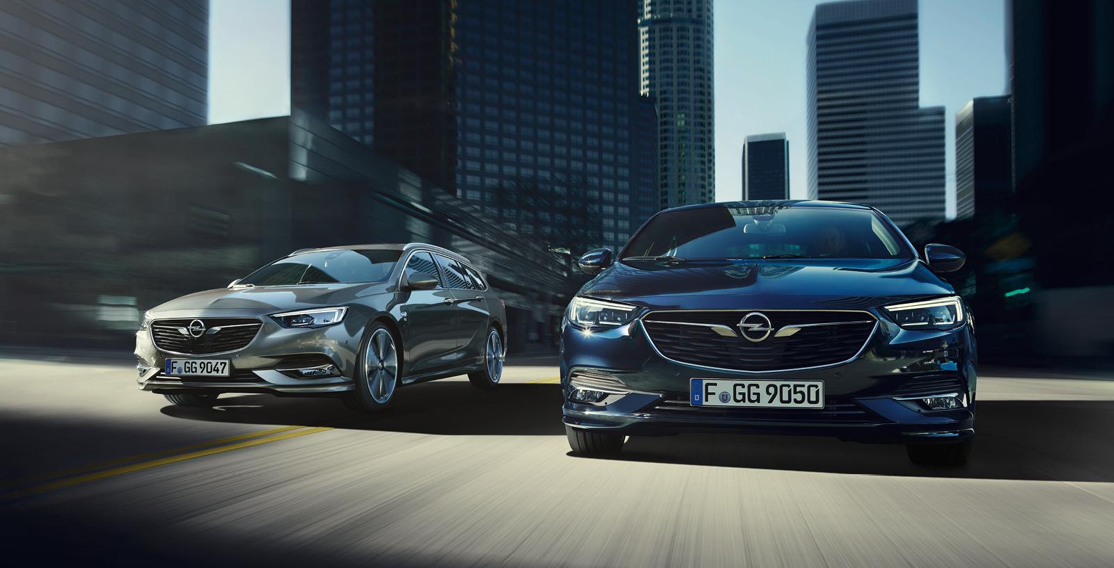 Tehokas 200 hv Opel Insignia nyt kampanjahinnoin! c9fbff66d4