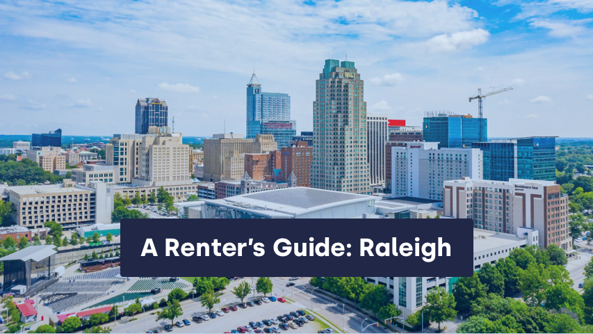A Renter's Guide to Moving to Raleigh, N.C.