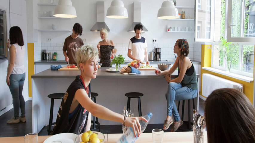 Breaking the Preconceived Notions of Co-living