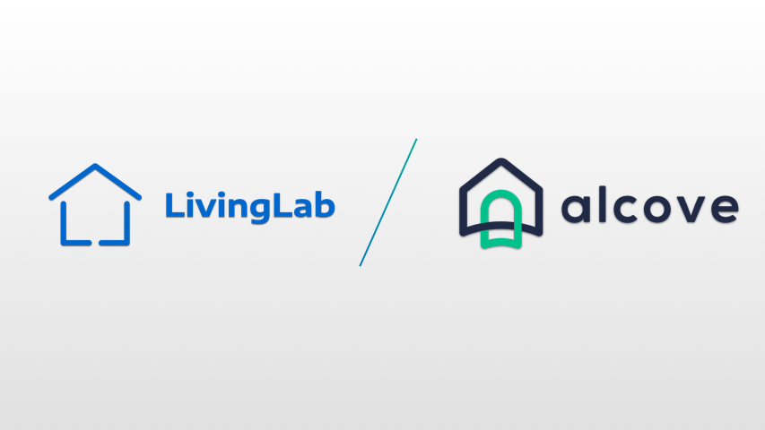 LivingLab is now Alcove