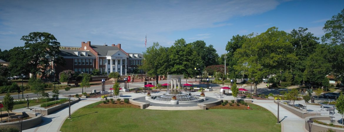 Cary is home to a picturesque downtown area within close proximity to nature.