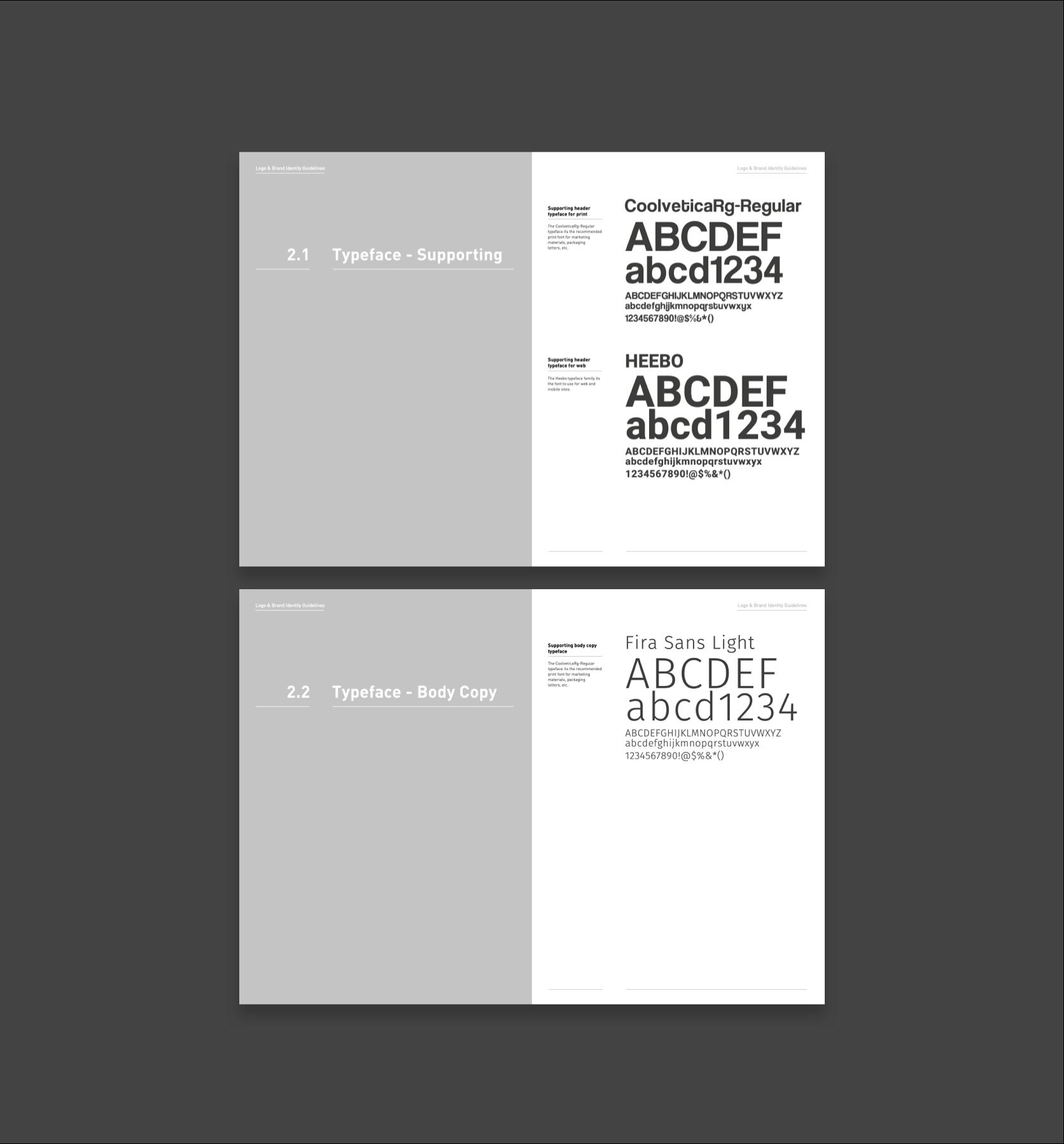 Delta brand fonts
