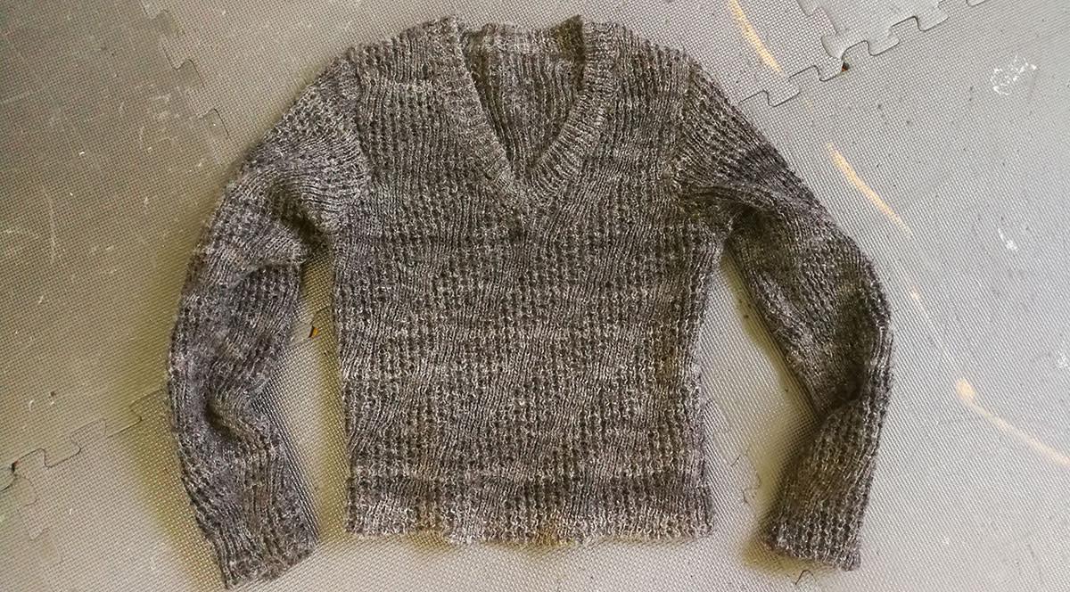 Header Knitting Machine