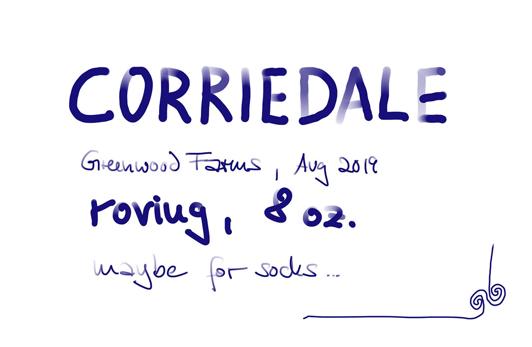 Label-Corriedale-roving