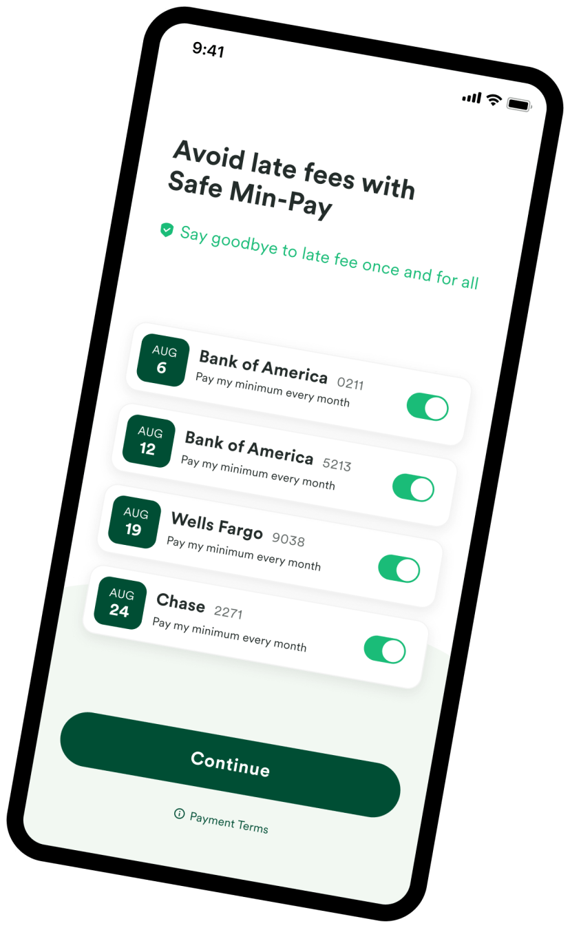 Put a stop to late fees with Tally