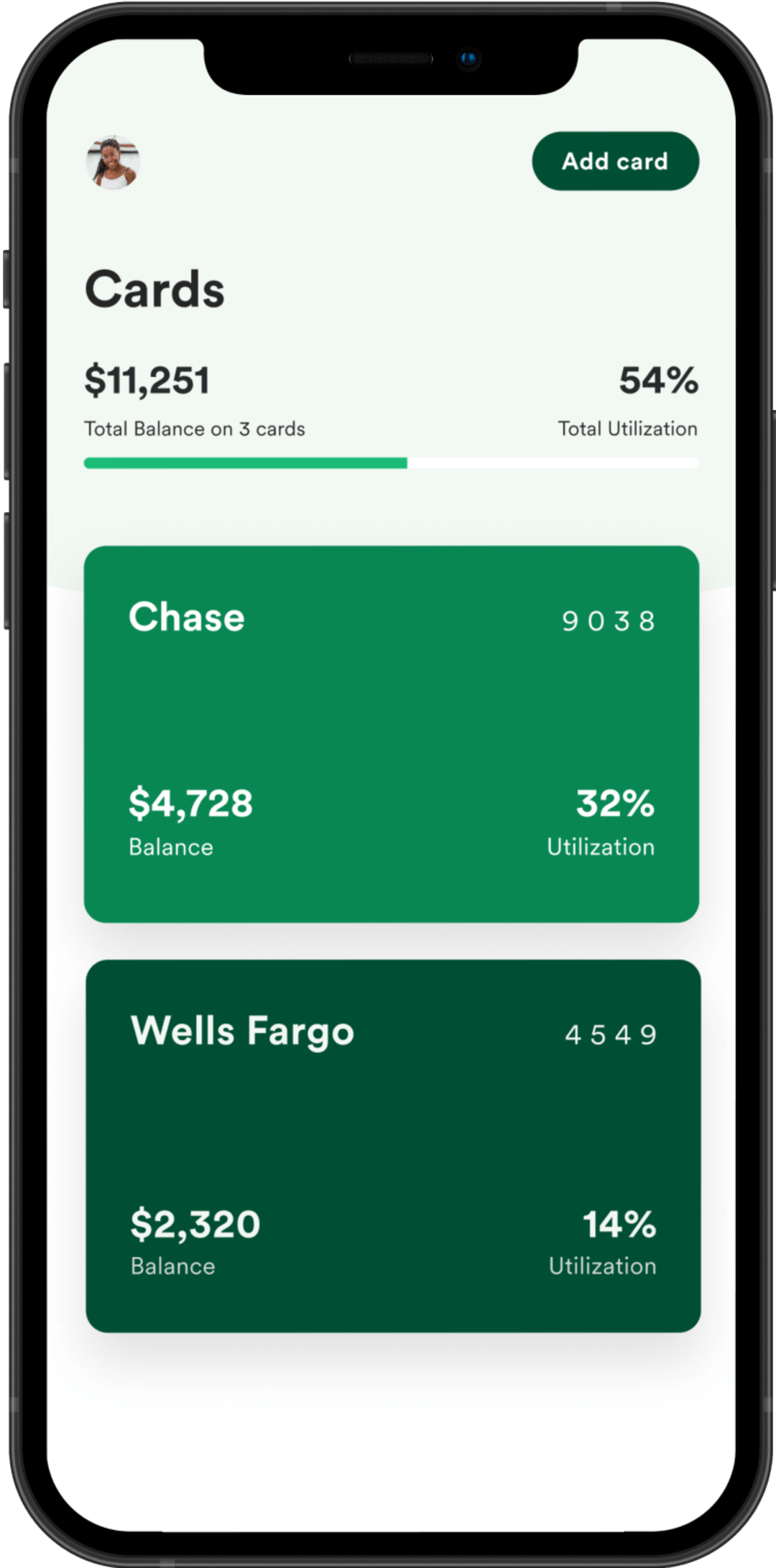 Connect your credit cards to Tally