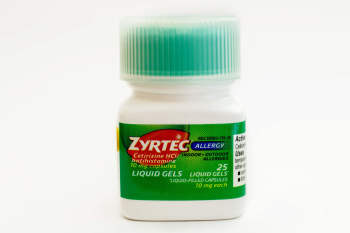 Zyrtec for Dogs: A Word of Warning