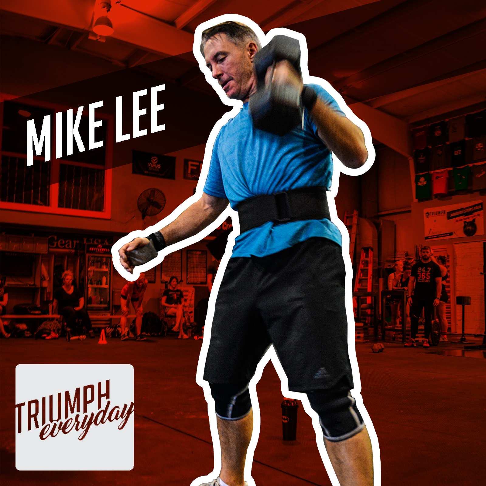 Triumph Everyday Template Soundcloud MikeLee