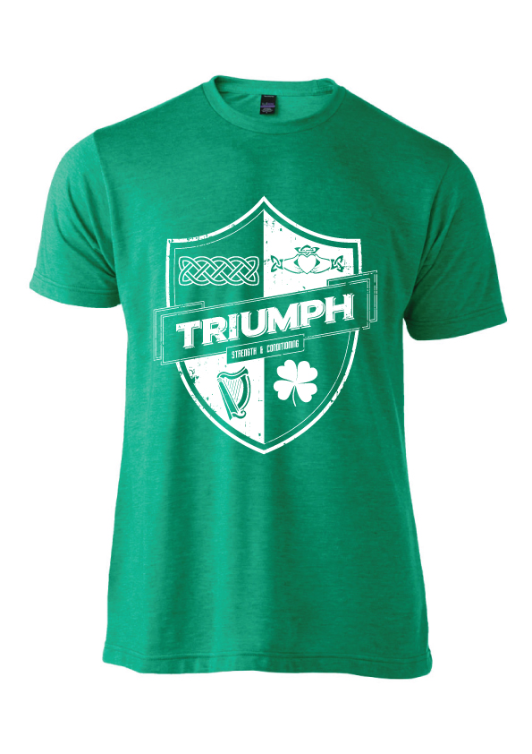 st patty triumph