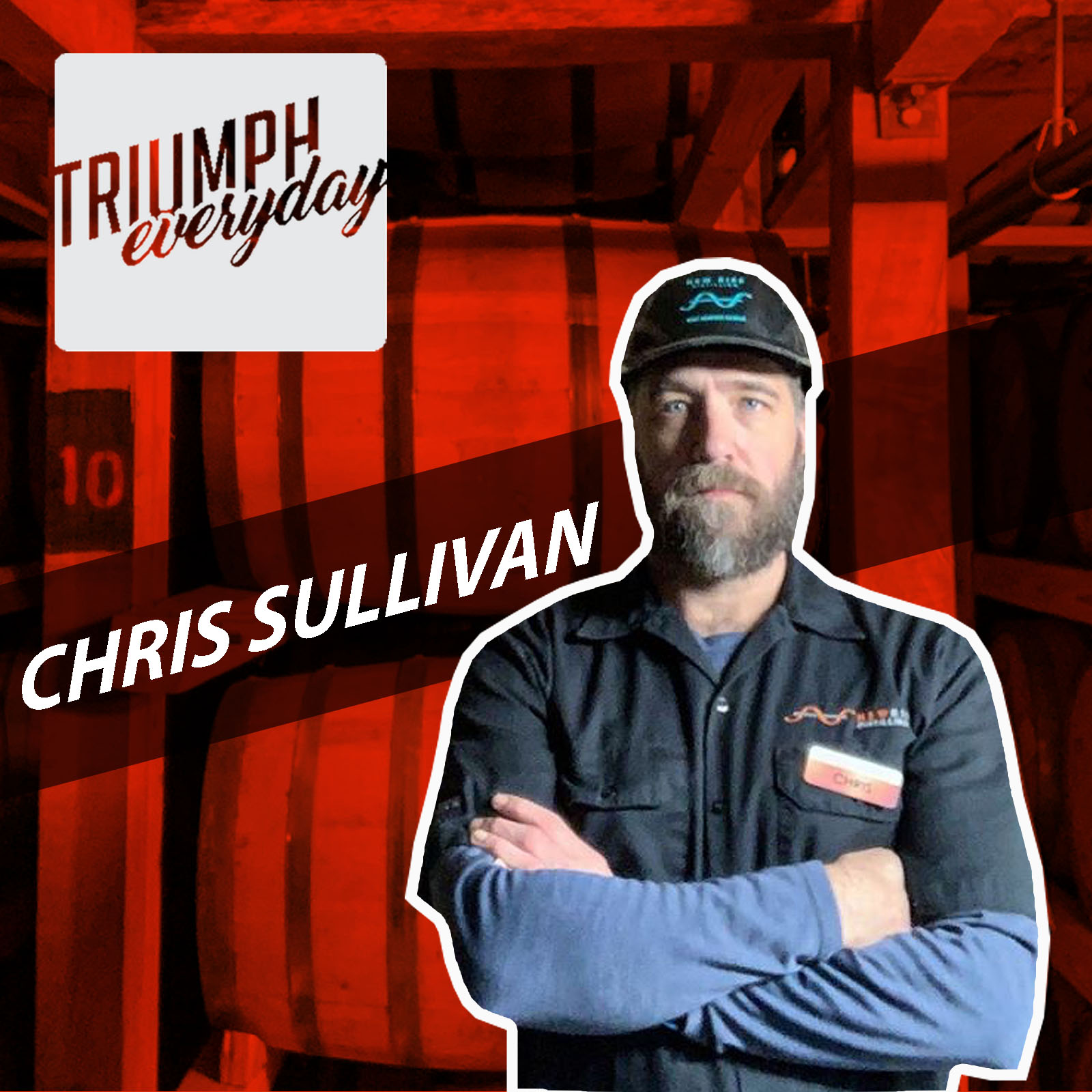 Triumph Everyday: Chris Sullivan