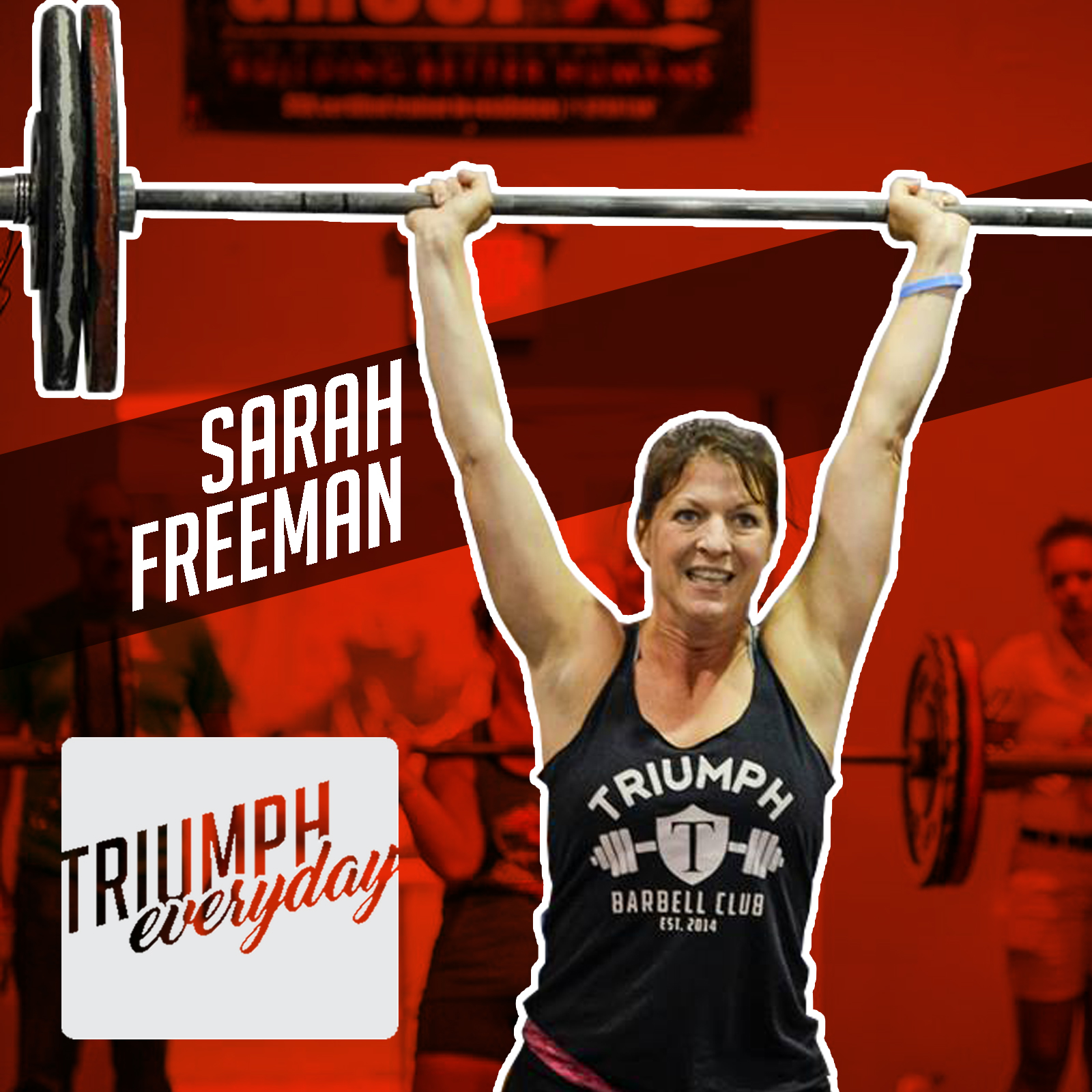 Triumph Everyday sarah Soundcloud