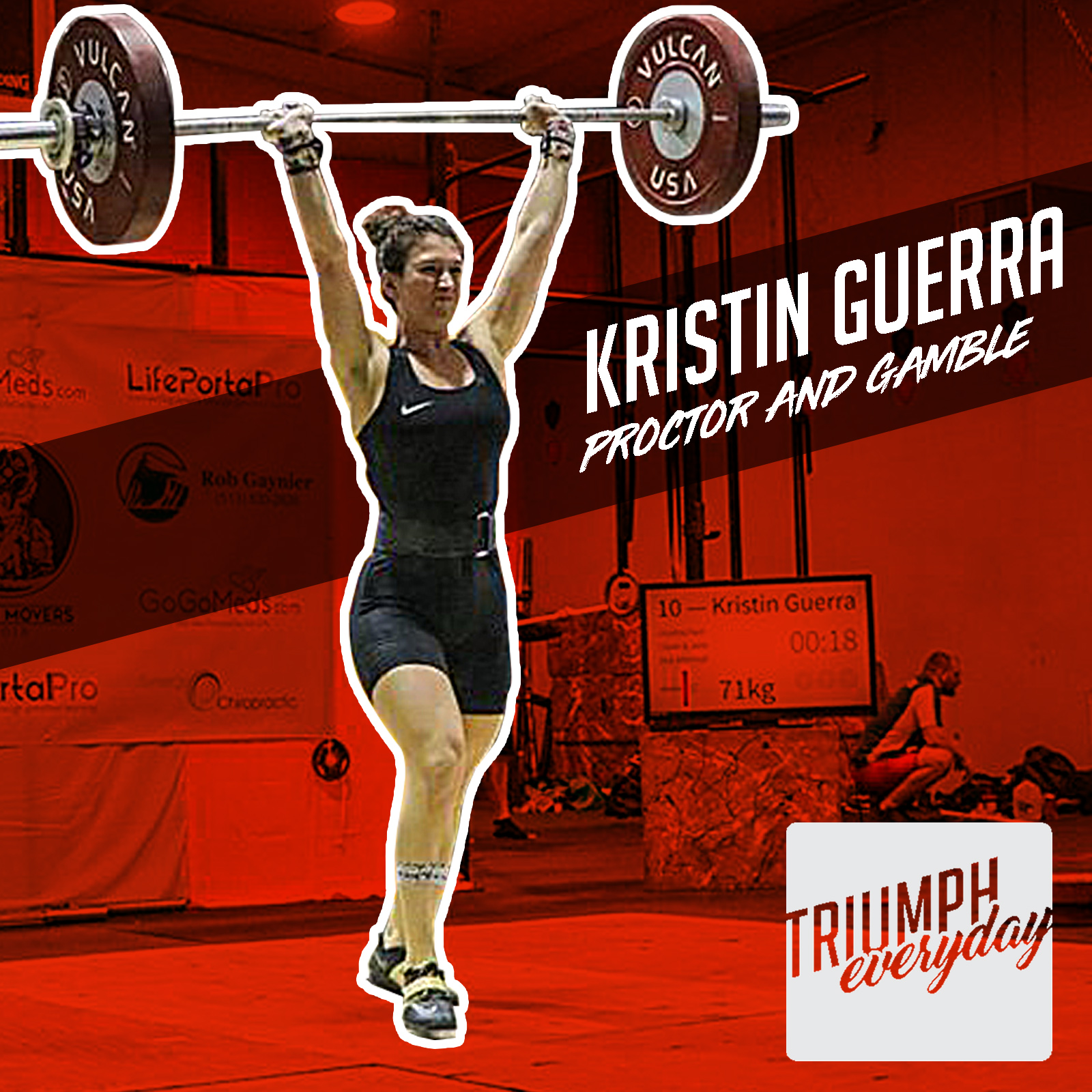 Triumph Everyday kristin Soundcloud