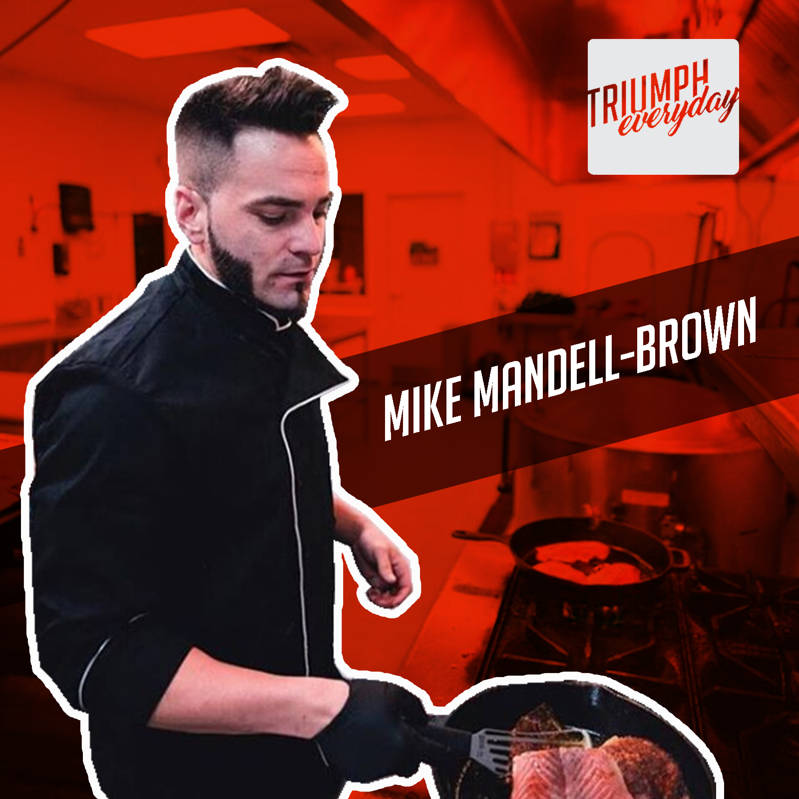 Triumph Everyday MikeMandellBrown Soundcloud