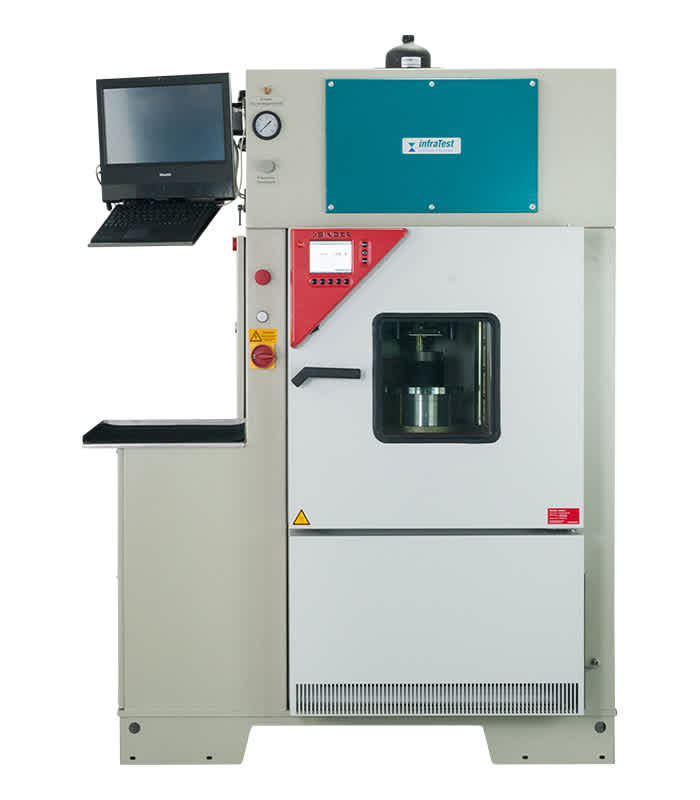 Compact Dynamic Testing Machine 10kn 20-60100