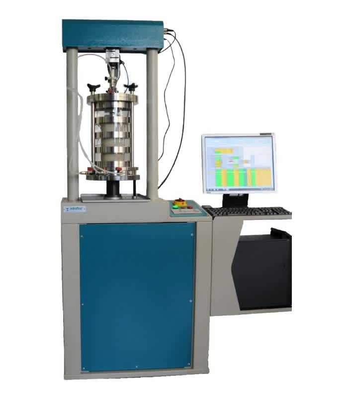 Triaxial Compression Tester 50kn 10-3120