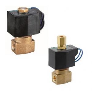 Direct acting 2,3 port solenoid valve (general purpose valve)