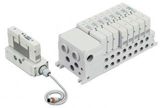 Plug-in manifold