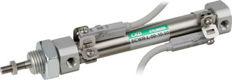 ISO6432 Standard Cylinder