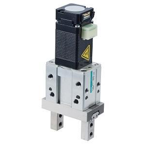 Electric actuator 2-finger Gripper