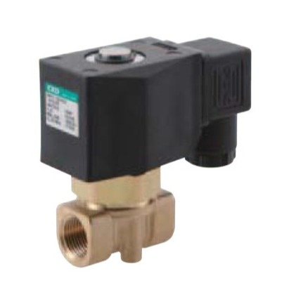 Direct acting 2, 3 port solenoid valve