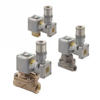 Solenoid valve (explosion-proof general purpose valve)