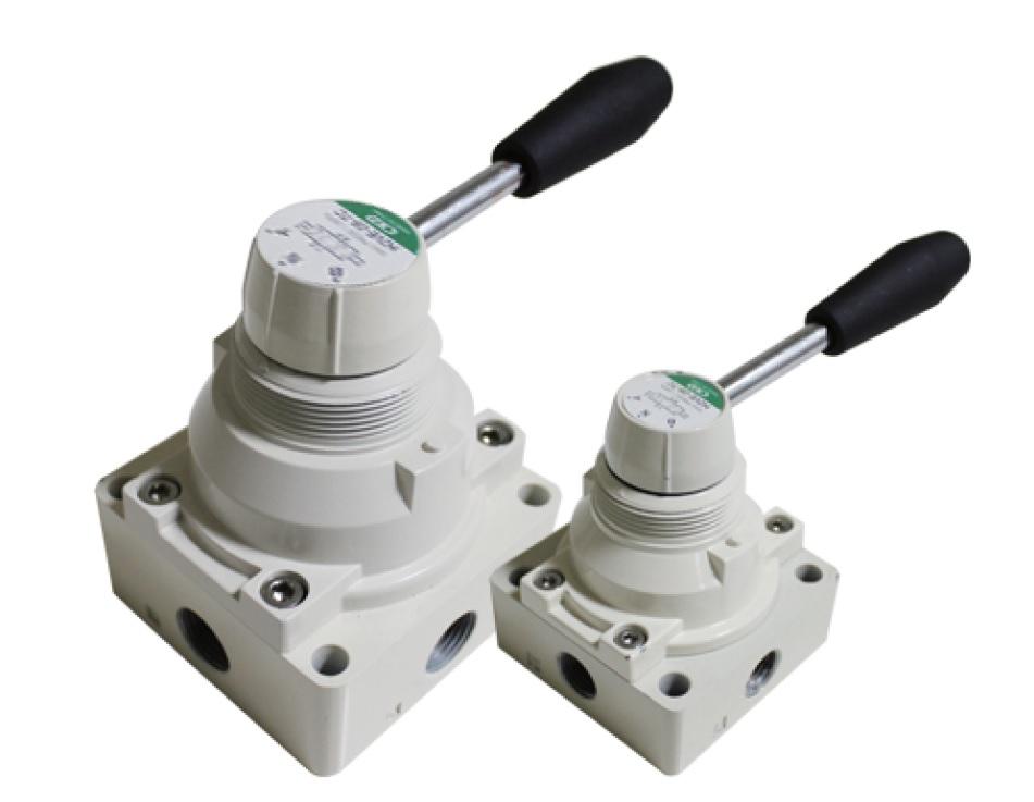 Manual switching valve