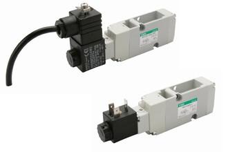 NAMUR-compliant solenoid valve