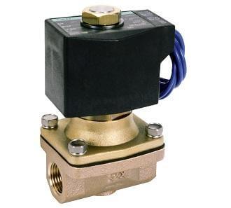 Pilot kick 2-port solenoid valve(general purpose valve)