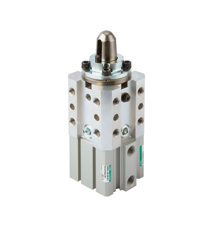 Pin clamp cylinder