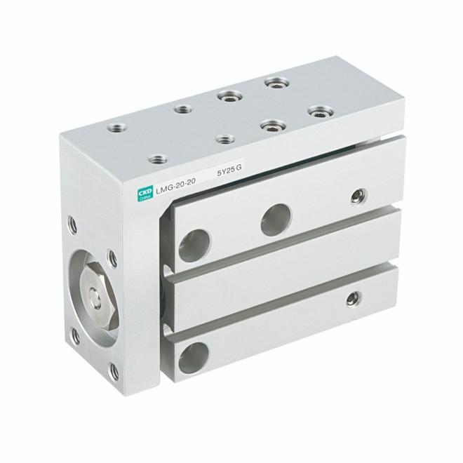Linear slide cylinder