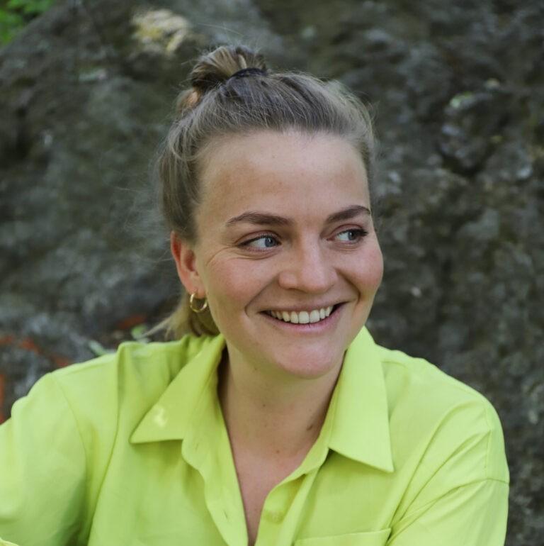 Olga på Tidningen Mat & Klimat
