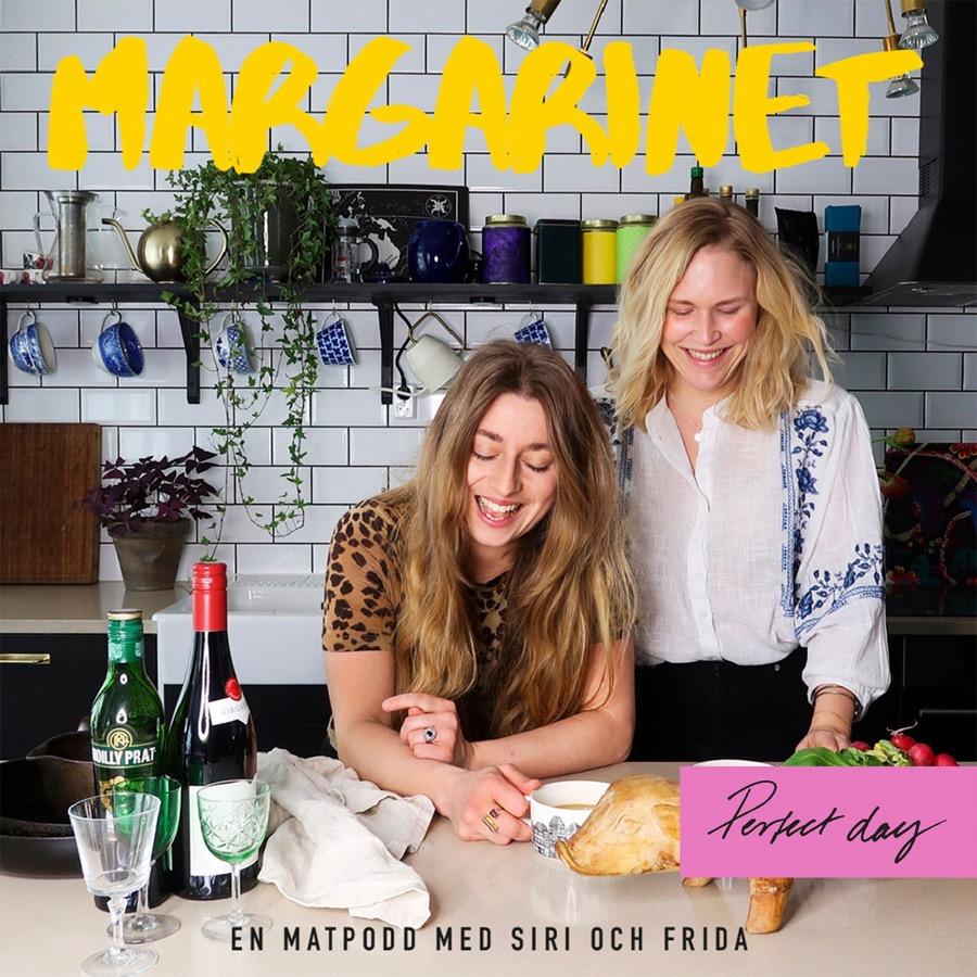 Margarinet podcast