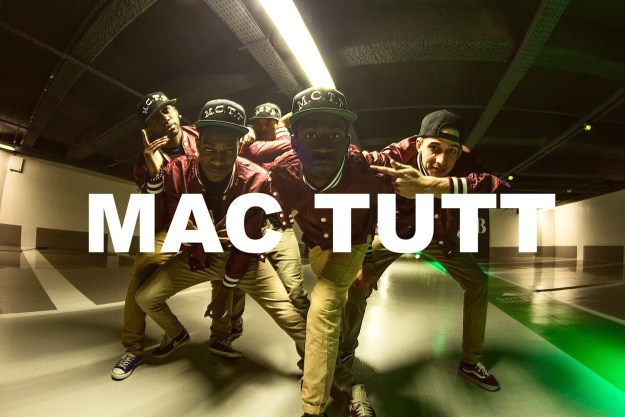 "MacTuTT || ""Big Bad Wolf"" Gesaffelstein Remix"