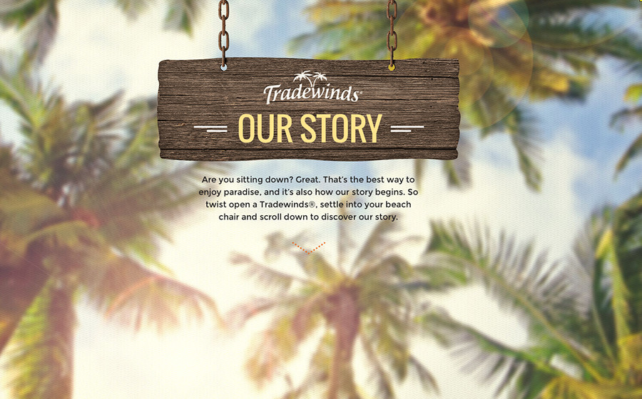 Springbox Messaging Tradewinds Tea Our Story