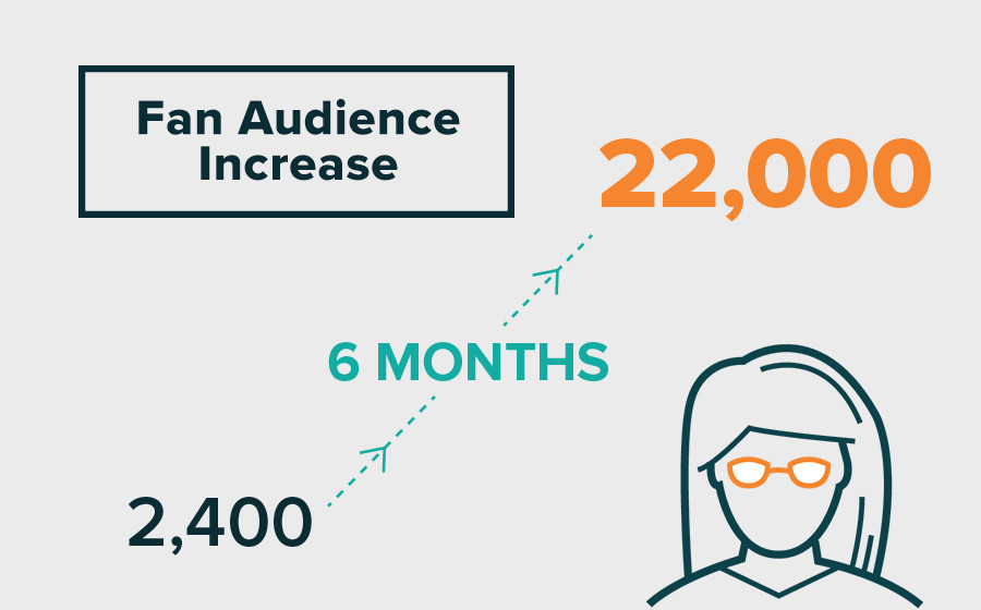 Springbox Cadence Campaign Primizie Audience Increase