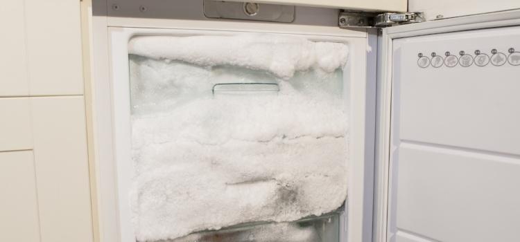 rim i fryser