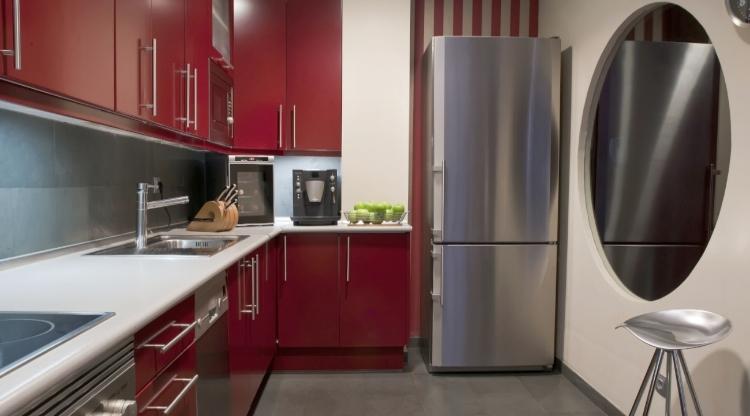 kitchenaid køleskab vand hook up