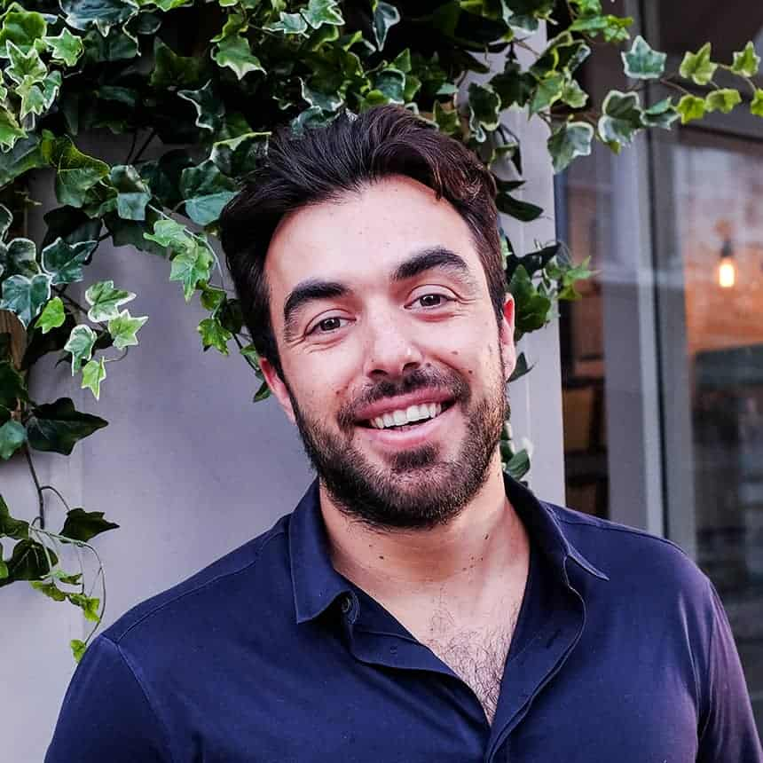 Romain Bourrillon, Chef and Owner of Cocotte