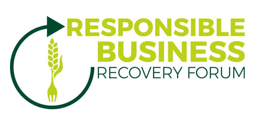 Logo for the Footprint Responsible Business Recovery Forum