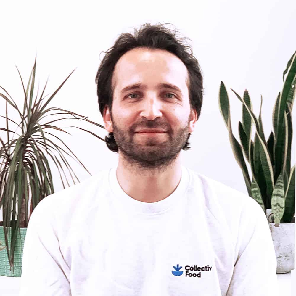 Jeremy Hibbert-Garibaldi, Founder and CEO of Collectiv Food