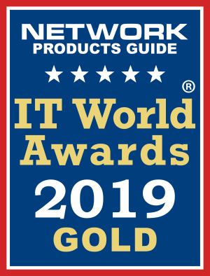 IT world awards 2019 logo