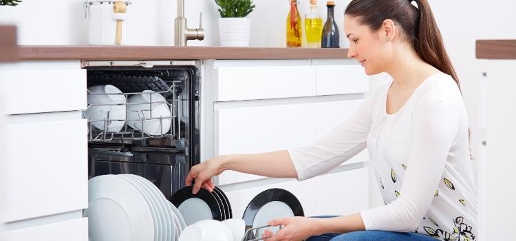 Derfor blir ikke serviset tørt i oppvaskmaskinen